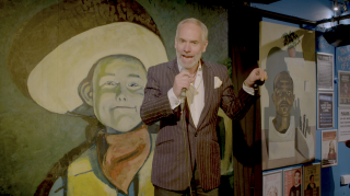 Edinburgh Fringe Review: Dominic Frisby – Adam Smith: Father of the Fringe