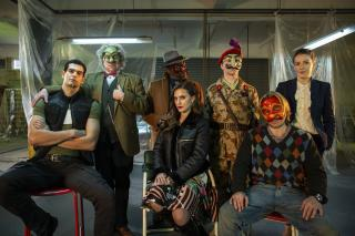 TV: Inside No 9, Wuthering Heist, BBC Two