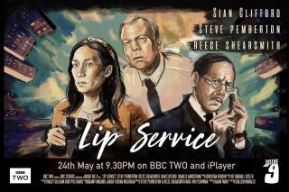 TV: Inside No 9, Lip Service BBC Two