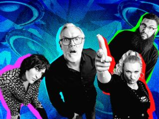 Interview: Greg Davies On Never Mind The Buzzcocks
