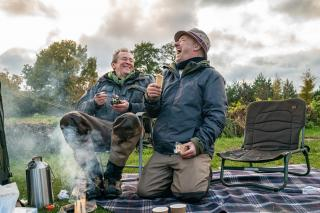 TV Review: Mortimer And Whitehouse Gone Fishing, BBC Two