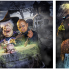 Spitting Image Airs On ITV1 For Halloween Special